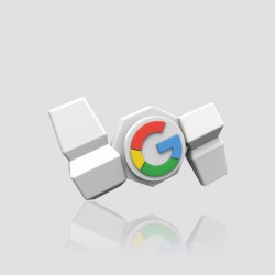 Spinner promocional USB de pvc GOOGLE