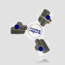 Spinner publicitario USB de pvc INVOICE LAGUNA