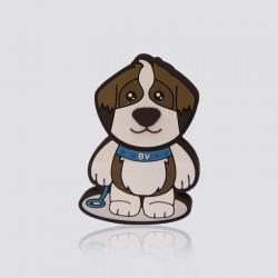 Memoria USB promocional en forma de perro BV
