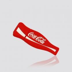 Memoria USB promocional en forma de botella COCA COLA
