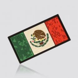Parche promocional en forma de bandera MÉXICO