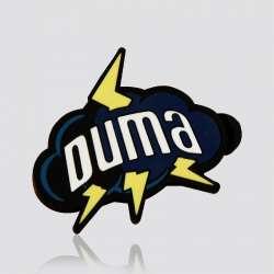 Memoria USB  promocional en forma de logo DUMA
