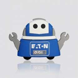 Memoria USB  promocional en forma de robot EATON