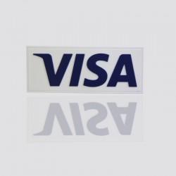 parche promociona pvc custom visa