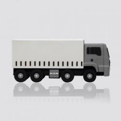 POWER BANK promocional en forma de camión MAN