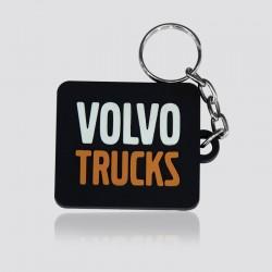 Llavero promocional en forma de logo VOLVO TRUCKS
