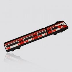 Memoria USB promocional en forma de tren CAF