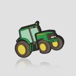 Memoria USB promocional en forma de tractor FARM CREDIT