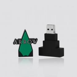 Memoria USB  promocional en forma de logo ARROW