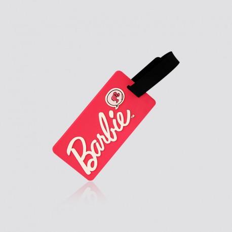 Identificador de maletas promocional BARBIE