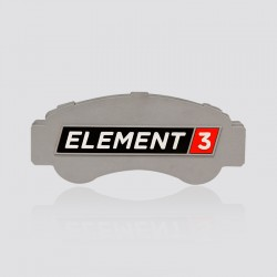 POWER BANK promocional en forma de frenos para auto ELEMENT 3
