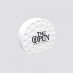 Bocina promocional en forma de pelota de golf  THE OPEN