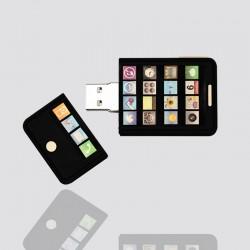 memoria usb promocional pvc iphone