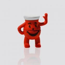 Memoria USB promocional en forma de jarra de agua CULEY