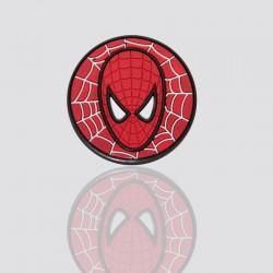 iman promocional de plastico suave spider man