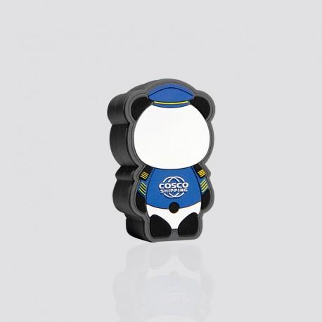 POWER BANK promocional en forma de panda COSCO SHIPPING