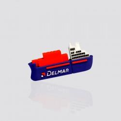 Memoria USB promocional en forma de buque DELMAR