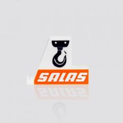 Base/Power bank para celular promocional SALAS