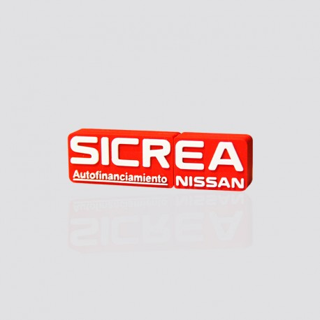 Memoria USB promocional SICREA NISSAN