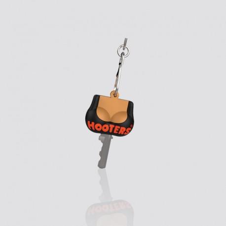Cubre llaves promocional HOOTERS