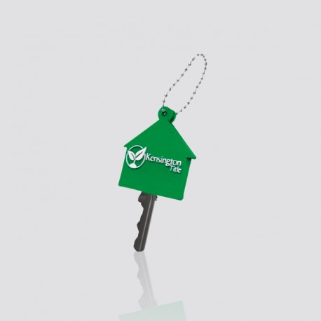 Cubre llaves promocional en forma de casa KENSINGTON TITLE