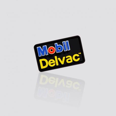 Parche promocional MOBIL DELVAC