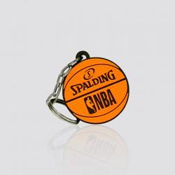 Llavero promocional en forma de balón NBA