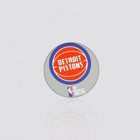 Posavasos promocional DESTROI PISTONS NBA