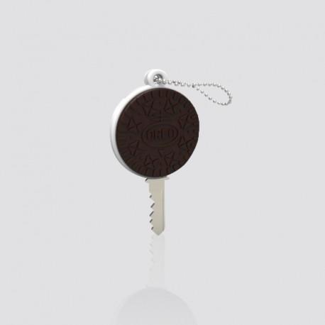 Cubre llaves promocional en forma de galleta OREO