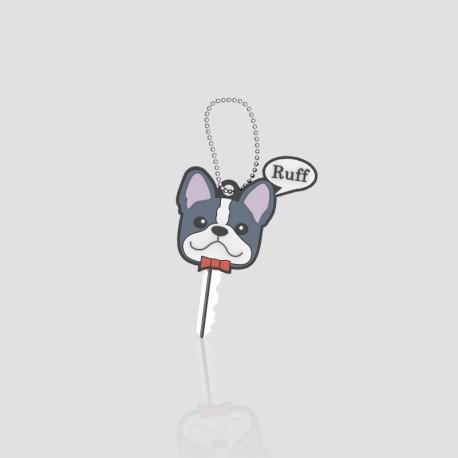 Cubre llaves promocional en forma de perro RUFF