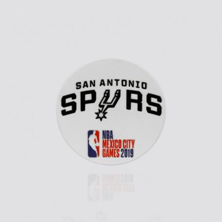 Posavasos promocional SPURS NBA