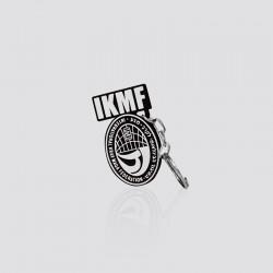 Llavero promocional IKMF