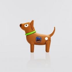 Memoria USB promocional en forma de perrito PIN PETS