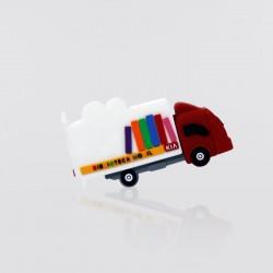 Memoria USB promocional en forma de camioneta publicitaria KIA