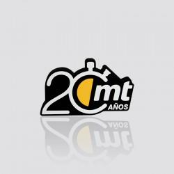 Memoria USB promocional 20 AÑOS CMT