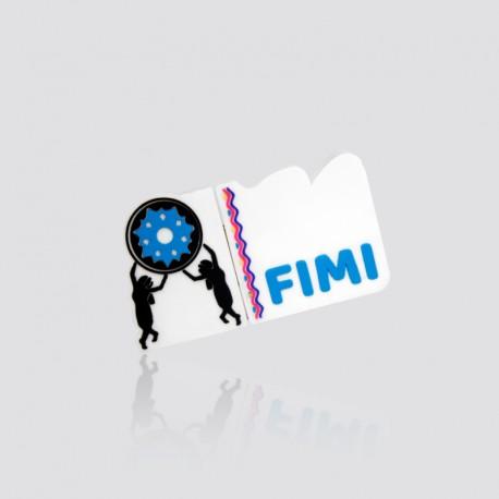 Memoria USB promocional FIMI