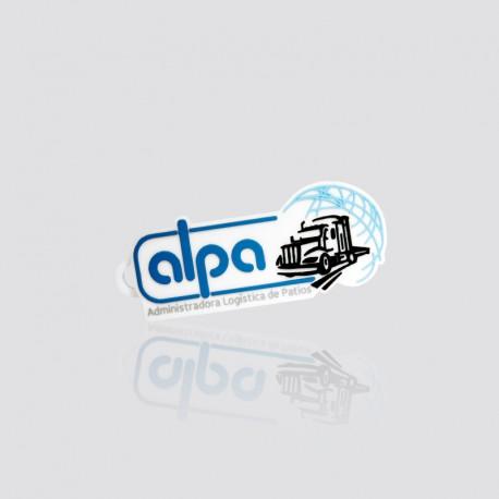 Memoria USB promocional ALPA