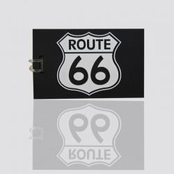 identificador maletas promocional route 66