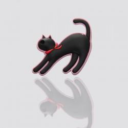 iman promocional de plastico suave gato